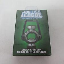 Justice League Unlimited Green Lantern Metal Bottle Opener