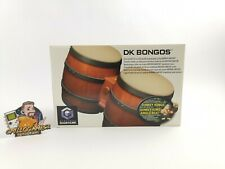 "Nintendo Gamecube Controller "" Donkey Konga Trommeln "" Ovp | DK Bongos | Pal"