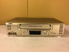 Sanyo VWM-700 VHS VCR Player -TESTED & WORKS GREAT-