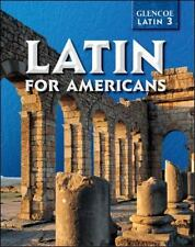 Latin for Americans Level 3 Student Edition by McGraw-Hill Education