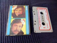 MC Cassette Tape Tereza Kesovija & Miro Ungar AMIGA DDR VEB Croatia Mein Bruder
