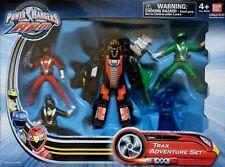 "Power Rangers RPM 5"" VALVEMAX Megazord W Green Red & TRANSPARENT General New"