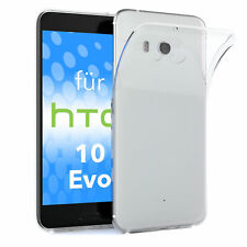 Schutz Hülle für HTC 10 Evo Case Silikon Handy Cover Transparent
