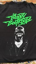 RARISSIMA T-SHIRT BLOODY BEETROOTS DEATH CREW 77 ELETTRONICA DISCO CLUBBING STYL