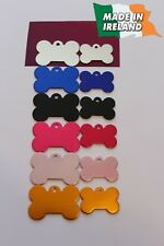 Dogs ID, personalized ID tag, tags dog, badge, pet disc, for small pets, collar
