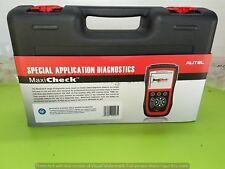 Diagnostic tool Autel MaxiCheck Steering Angle Sensor Calibration