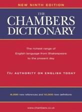 The Chambers Dictionary-