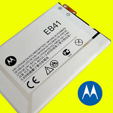 ORIGINAL MOTOROLA EB41 EB-41 AKKU BATTERIE XT894 Verizon Droid 4 XT897 Photon Q