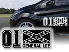 Auto Aufkleber General Lee Sticker Dukes Decals - 15cm OEM JDM Decals