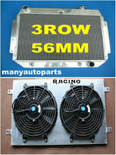 Alloy Radiator for Holden Torana HQ HJ HX HZ HK Kingswood Chevy V8+ Shroud+ Fans