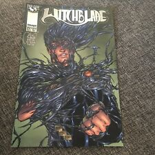 TOP COW. WITCHBLADE COMIC. J.D. SMITH. MAY 22 1998