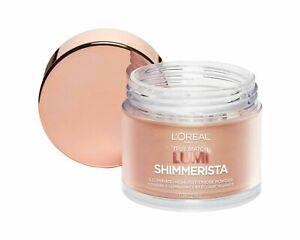 L'Oreal True Match Shimmerista Illuminate Highlight Strobe Powder 506 SUNLIGHT