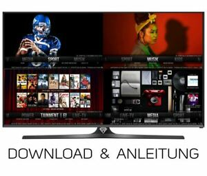 UPGRADE ANLEITUNG PREMIUM XXL v19.1 | Fire Smart Android TV Xiaomi Sony Phillips