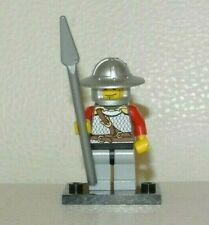 LEGO castle : Kingdom Lion Knigh - minifig figurine personnage - set 7948 cas447