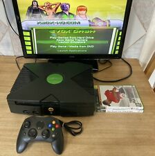 Xbox Original Evo X Dash Mod Coin Ops 1000's Retro Games Emulators Sega Snes Ps1