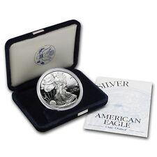 2000-P Silver Eagle Dollar Proof - $1 U.S. Mint 1 oz .999  with Box & COA