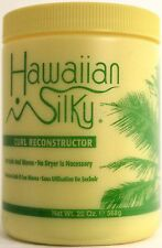 HAWAIIAN SILKY CURL RECONSTRUCTOR FOR NATURAL CURLS AND BODY WAVES 20 OZ.