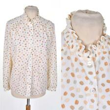 Victorian/Edwardian 1980s Vintage Tops & Shirts for Women