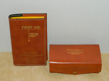 Tennessee Eastman safety gifts First Aid book and Phone Number Holder