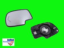 2006 GMC Yukon Denali XL Left Side View Mirror Glass W/ SIGNAL HEAT 88944391