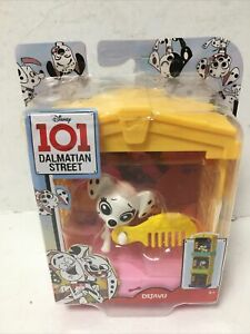 Disney 101 Dalmatians Street Dejavu Playset With Figure (NEW BOXED)