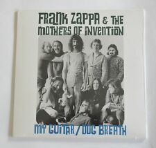"""FRANK ZAPPA MY GUITAR 7"""" VINYL Numbered 6337 RECORD STORE DAY 2016 NEW SEALED"""