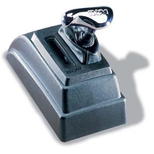 B&M Hammer Shifter 3 & 4 Speed Ratchet Shifter, Polished Aluminium T-Handle, 5'