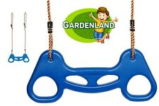 Blue trapeze Acrobat for Climbing Frames outdoor toys Durable