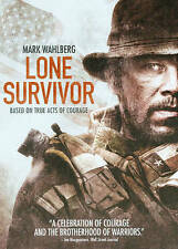 Lone Survivor (DVD, 2014), Previously Viewed, No digital or UV