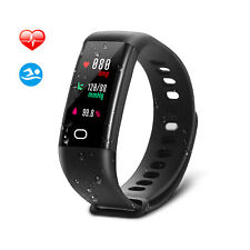 Pulsera Inteligente SAVFY Reloj Impermeable Rastreador de Fitness Smart Watch