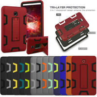 Full-body Hybrid Rugged Case Protective Case Cover For Samsung Galaxy TAB A 8.0
