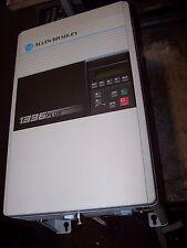 ALLEN BRADLEY 15 HP AC VFD VARIABLE FREQUENCY DRIVE 1336S-B015-AA-EN-GM1-HA2-L6