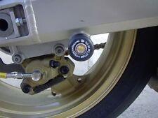 R&g Racing paddock Stand carretes Algodón carretes para caber Kawasaki Z750 2004-2006
