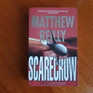 Scarecrow by Matthew Reilly - Paperback
