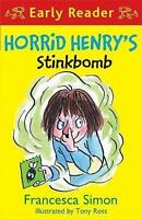 (Very Good)-Horrid Henry's Stinkbomb: Book 35 (Horrid Henry Early Reader) (Paper