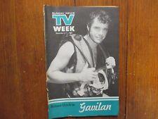 December 5, 1982  Lancaster  Pennsylvania  Week Magazine (ROBERT  URICH/GAVILAN)