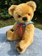 Antique / Vintage Musical Large Chad Valley  Teddy Bear 1950's