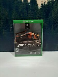 NEW SEALED Forza Motorsport 5 Day One Edition Xbox One Game