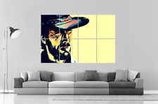 CLINT EASTWOOD  Wall Art Poster Grand format A0 Large Print 01