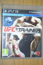 Ps 3 game UFC Trainer