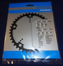 Y1JN39000 Shimano Ultegra Chainring 39t 10-speed FC-6601/6700G Grey