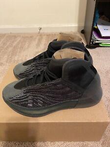 Adidas Originals Yeezy QNTM Onyx GX1317 Men's Size 8.5 Worn 1x