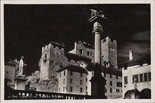 FELTRE – CASTELLO – CHIARO DI LUNA – CARTOLINA 1940 – VALBELLUNA BELLUNO VENETO