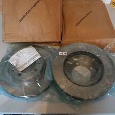 Porsche 928 944 jeu disque de frein Zimmermann 460151400 92835104403 92835104404
