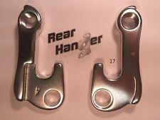 Rear Gear Mech Derailleur Hanger Drop out, Carrera, Dawes, Raleigh Trek etc (17)