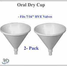 Dental Dry Oral Cup 8118 Dci 5840 Type Cuspidor Cup Autoclavable 2 Pack