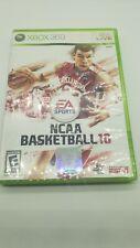 New listing NCAA Basketball 10 Complete Xbox 360
