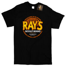 Ray's Occult Books Ghostbusters Inspired T-shirt - Retro 80s Classic Film Movie