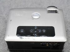 Dell 2400MP 3,000 Lumen 1080i XGA Home Theater DLP Projector No Remote *Tested*