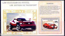Volkswagon, Cars, Transport, Congo 2006 MNH MS